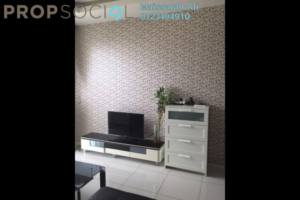For Sale Condominium at M Suites, Ampang Hilir Freehold Semi Furnished 1R/1B 850k