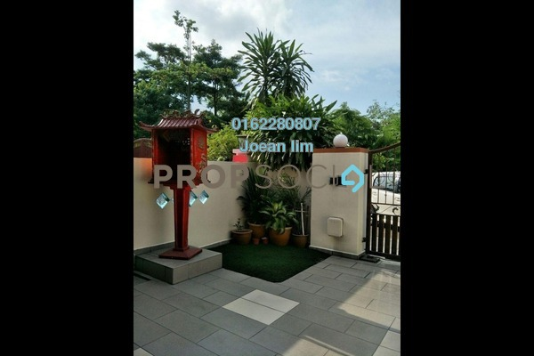 For Sale Terrace at Setia Indah, Tebrau Freehold Fully Furnished 4R/3B 528k