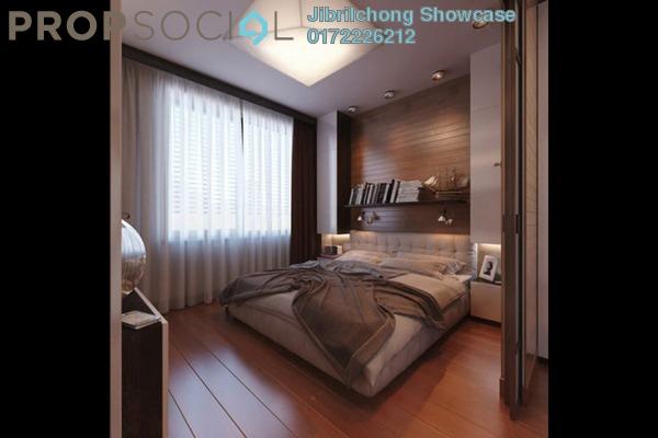 For Rent Condominium at Kiara Residence 2, Bukit Jalil Freehold Semi Furnished 3R/2B 1.7k
