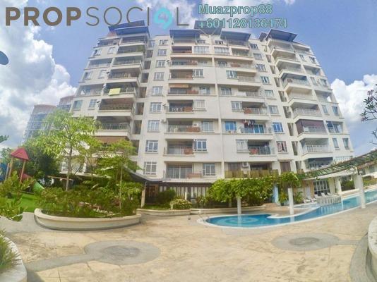 For Sale Condominium at Desa Villas, Wangsa Maju Leasehold Semi Furnished 3R/2B 718k