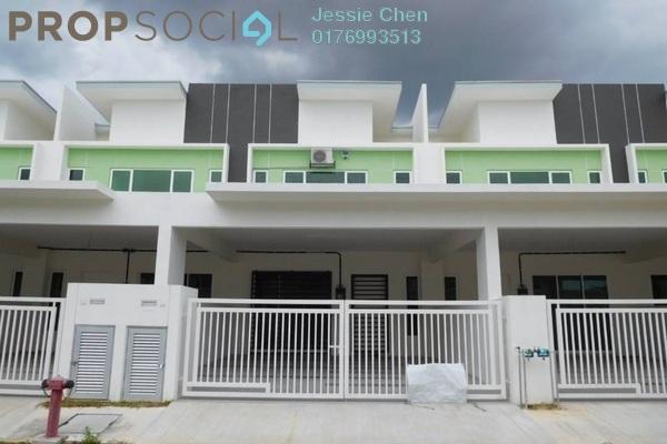 For Rent Terrace at Dextora, Bandar Sri Sendayan Freehold Semi Furnished 4R/4B 1.4k