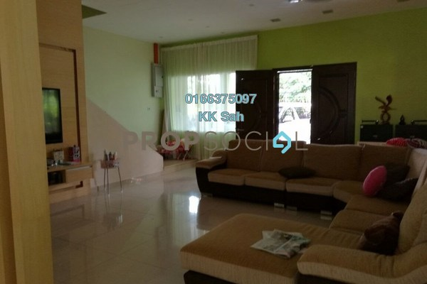 For Sale Link at Serdang Heights, Seri Kembangan Freehold Fully Furnished 5R/5B 1.3m