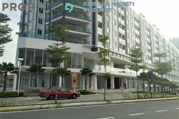For Rent Condominium at Suria @ North Kiara, Segambut Freehold Fully Furnished 3R/2B 1.8k