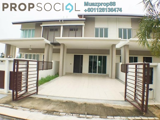 For Sale Townhouse at Bayuemas, Klang Freehold Unfurnished 4R/3B 750k