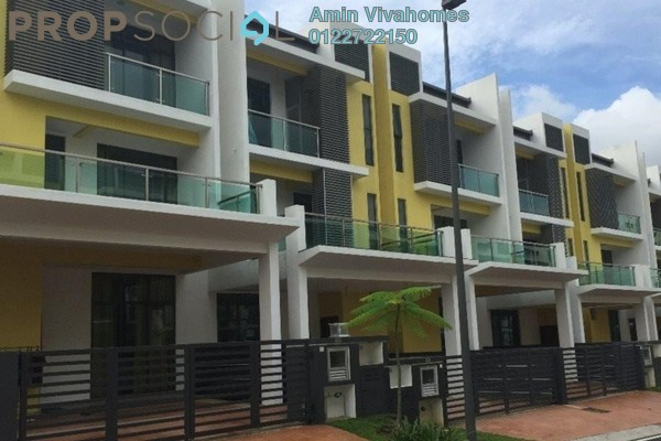 For Sale Terrace at Ukay Perdana, Ukay Freehold Unfurnished 6R/7B 1.35m