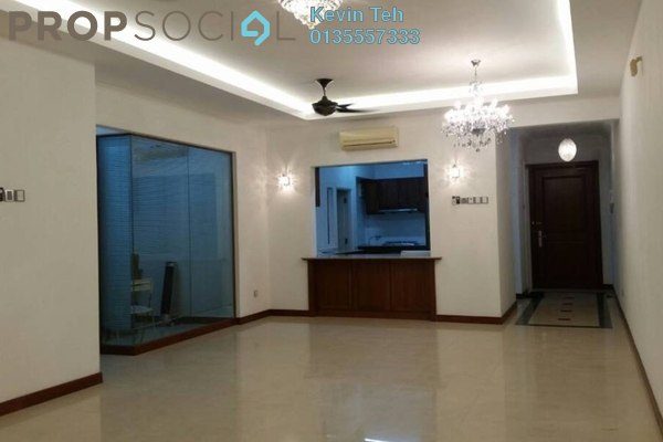 For Sale Condominium at La Grande Kiara, Mont Kiara Freehold Semi Furnished 3R/3B 1.2m