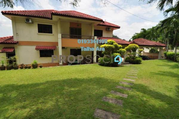 For Sale Bungalow at Taman Melawati, Melawati Freehold Semi Furnished 6R/5B 2.1m