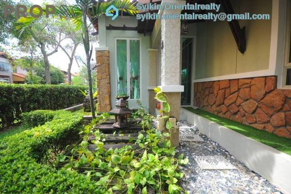 For Sale Bungalow at Setia Eco Park, Setia Alam Freehold Fully Furnished 5R/6B 2.99m