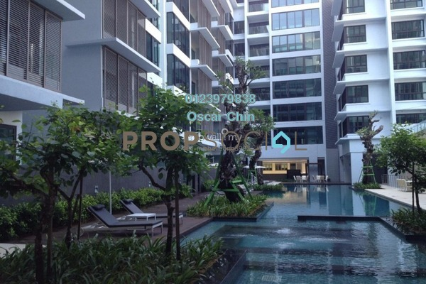 For Rent Condominium at Sastra U-Thant, Ampang Hilir Freehold Unfurnished 4R/4B 12k