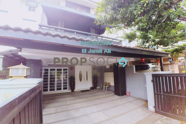 For Sale Link at Taman Bukit Permata, Batu Caves Freehold Semi Furnished 5R/4B 800k
