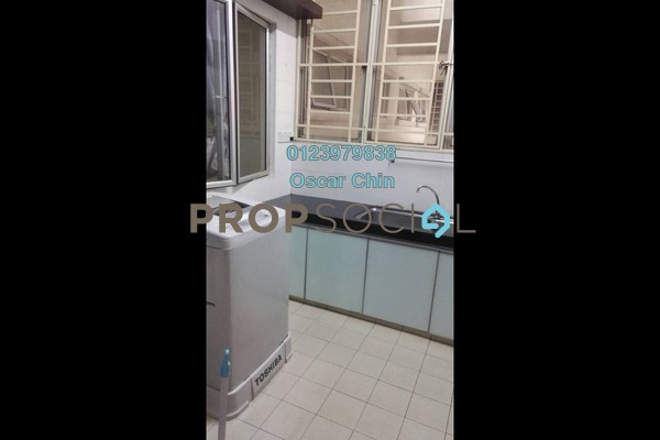 For Sale Condominium at Kinrara Mas, Bukit Jalil Freehold Fully Furnished 3R/2B 460k