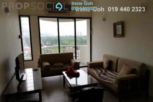 For Rent Condominium at Sri York, Georgetown Freehold Fully Furnished 3R/2B 2k
