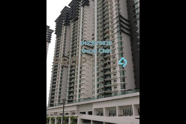 For Sale Condominium at Kiara Residence 2, Bukit Jalil Freehold Semi Furnished 3R/2B 630k