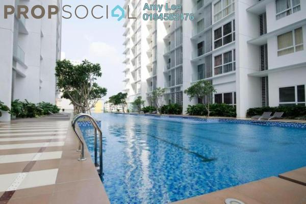 For Sale Condominium at M Suites, Ampang Hilir Freehold Fully Furnished 1R/1B 850k