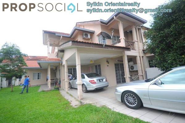 For Sale Terrace at Seksyen 7, Bandar Baru Bangi Freehold Semi Furnished 6R/4B 950k