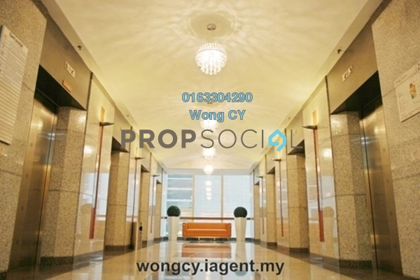 For Rent Office at Etiqa Twins, KLCC Freehold Fully Furnished 1R/1B 888translationmissing:en.pricing.unit