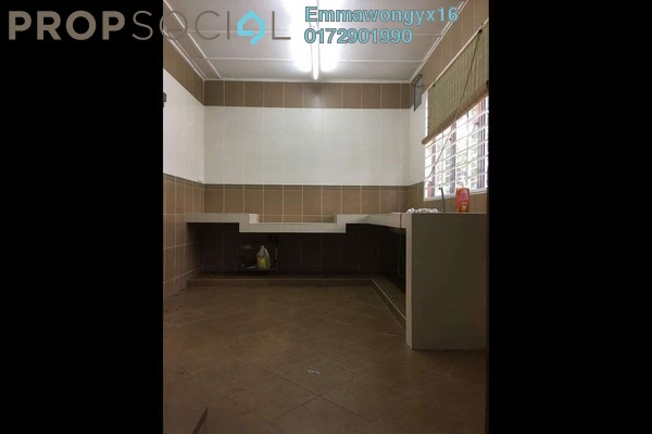 For Sale Terrace at Taman Megah, Kepong Freehold Semi Furnished 6R/4B 1.3m