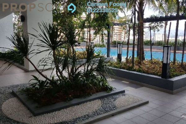 For Rent Condominium at Residensi Sentulmas, Sentul Freehold Semi Furnished 3R/2B 1.8k