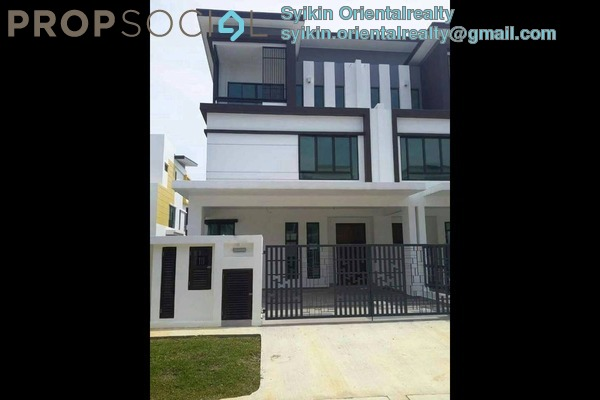 For Sale Semi-Detached at Setia Avenue, Setia Alam Freehold Unfurnished 5R/4B 1.32m