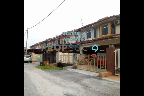 For Rent Terrace at Section 2, Bandar Mahkota Cheras Freehold Unfurnished 4R/3B 1.1k