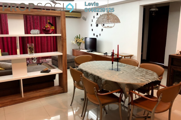 For Rent Condominium at Riana Green, Tropicana Freehold Fully Furnished 3R/2B 1.9k