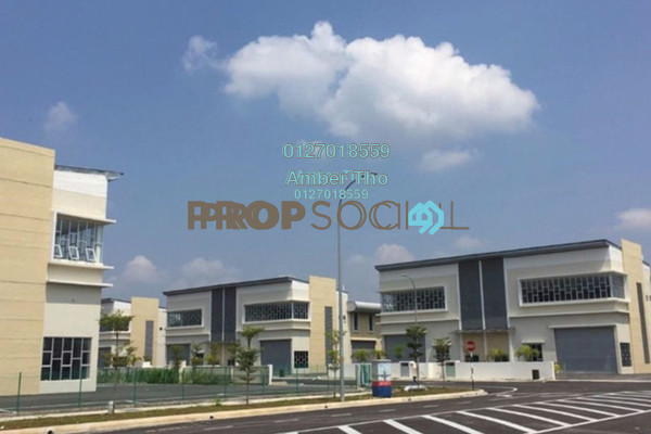 For Rent Factory at Kapar Industrial Park, Kapar Freehold Unfurnished 4R/6B 8.89k