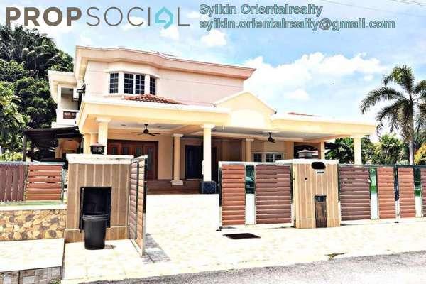For Sale Bungalow at Seksyen 4, Bandar Baru Bangi Freehold Semi Furnished 7R/4B 2.2m