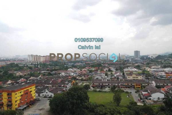 For Sale Serviced Residence at Saville @ Kajang, Kajang Freehold Unfurnished 3R/2B 380k