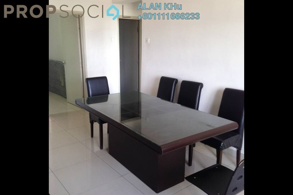 For Rent Condominium at Pertiwi Indah, Cheras Freehold Fully Furnished 3R/2B 1.7k