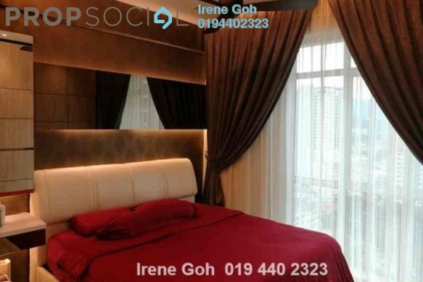 For Sale Condominium at Straits Garden, Jelutong Freehold Fully Furnished 3R/2B 900k