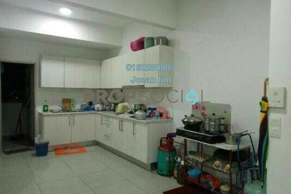 For Sale Serviced Residence at Greenfield Regency, Skudai Freehold Semi Furnished 3R/2B 428k