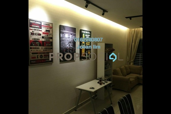 For Sale Serviced Residence at Tropez Residences, Danga Bay Freehold Fully Furnished 2R/2B 700k