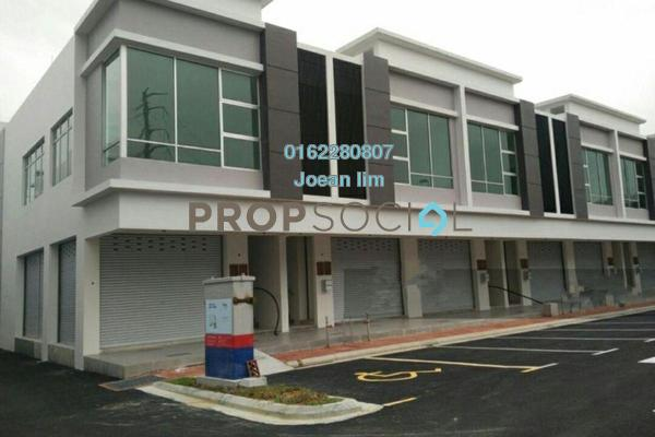 For Sale Shop at CI Medini, Iskandar Puteri (Nusajaya) Freehold Unfurnished 0R/0B 2m