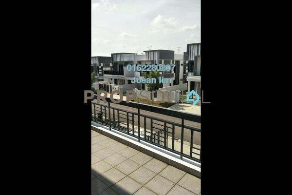 For Sale Semi-Detached at Taman Bukit Indah, Bukit Indah Freehold Semi Furnished 4R/5B 1.2m