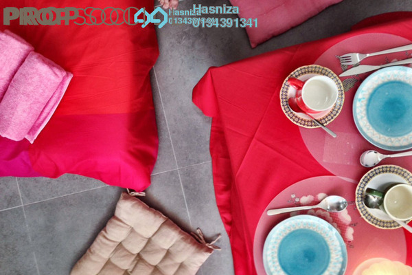 For Sale SoHo/Studio at Empire Damansara, Damansara Perdana Leasehold Semi Furnished 0R/1B 360k