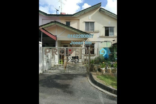 For Sale Terrace at Taman Saujana Putra, Johor Freehold Unfurnished 3R/2B 165k