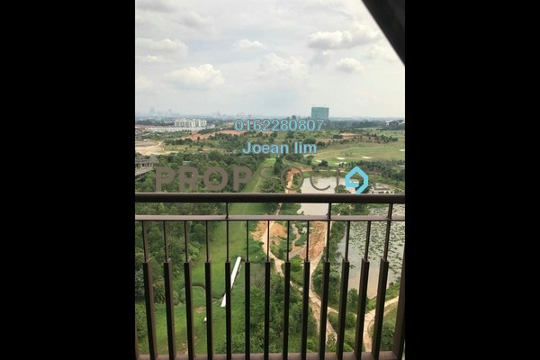 For Sale Serviced Residence at Sky Oasis Residences, Tebrau Freehold Fully Furnished 2R/2B 400k
