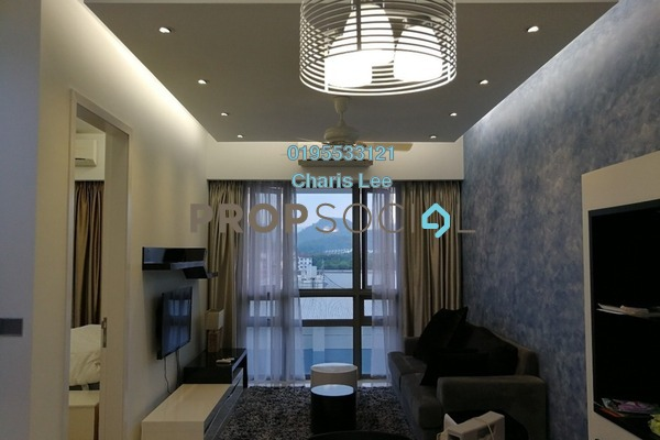 For Sale Serviced Residence at Cascades, Kota Damansara Freehold Fully Furnished 1R/1B 500k