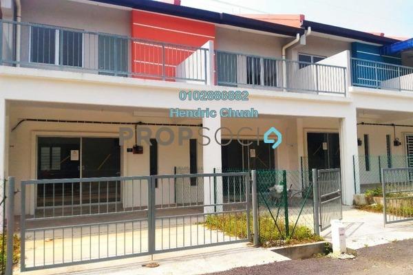 For Rent Terrace at Bandar Springhill, Sendayan Freehold Unfurnished 3R/2B 800translationmissing:en.pricing.unit
