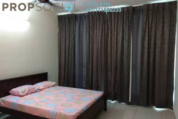 For Rent Condominium at The Z Residence, Bukit Jalil Freehold Fully Furnished 3R/1B 2.2k