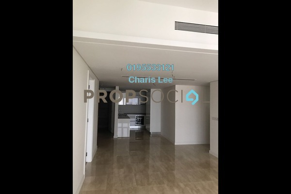 For Sale Serviced Residence at The Sentral Residences, KL Sentral Freehold Semi Furnished 3R/4B 2.33m