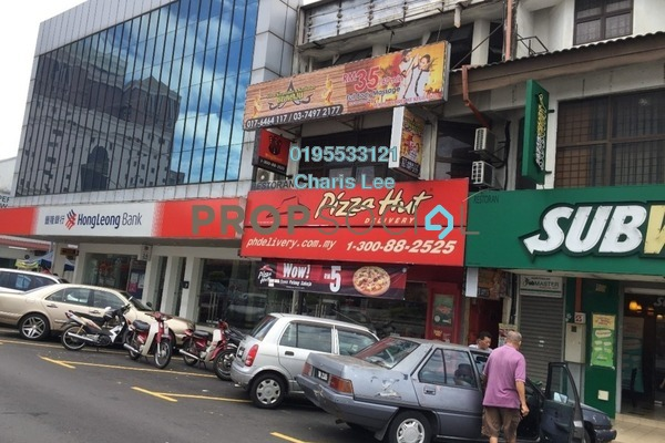 For Rent Shop at Section 1, Petaling Jaya Freehold Unfurnished 0R/0B 9k