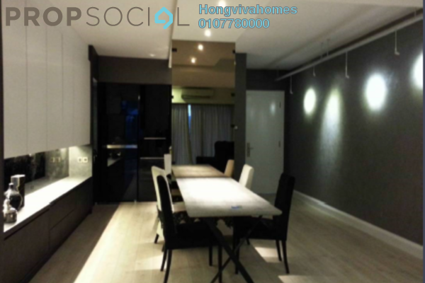 For Sale Duplex at 3 Residen, Melawati Freehold Fully Furnished 3R/3B 1.25m