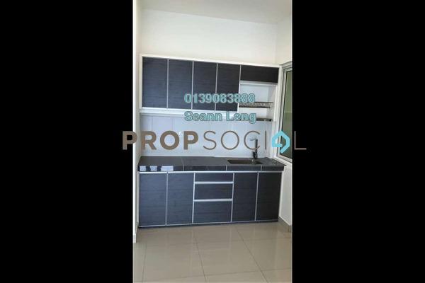 For Rent Condominium at Mercury Serviced Apartment @ Sentul Village, Sentul Freehold Semi Furnished 3R/2B 1.6k