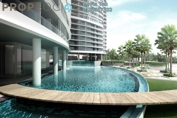 For Sale Condominium at Sunway Palazzio, Sri Hartamas Freehold Semi Furnished 4R/5B 3.8m