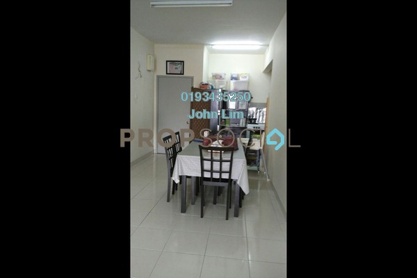 For Sale Condominium at Symphony Heights, Selayang Freehold Semi Furnished 3R/2B 350k