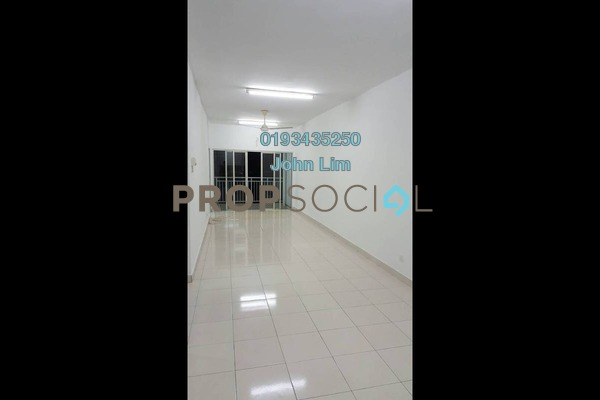 For Rent Condominium at Symphony Heights, Selayang Freehold Unfurnished 3R/2B 1.2k