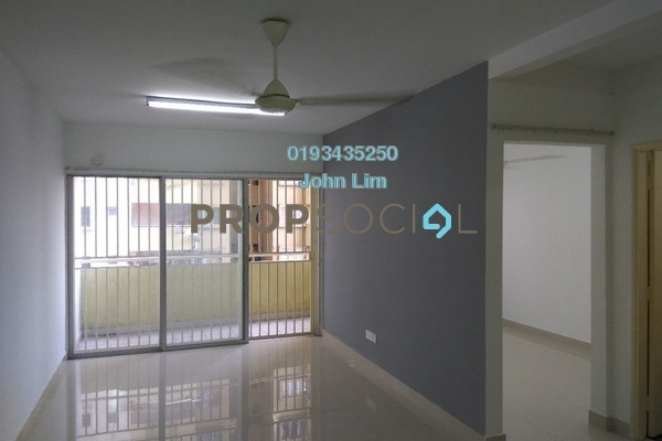 For Rent Condominium at Magna Ville, Selayang Freehold Unfurnished 3R/2B 1k