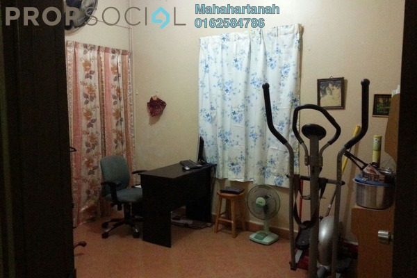 For Sale Terrace at Taman Jasmin, Kajang Freehold Semi Furnished 4R/3B 699k