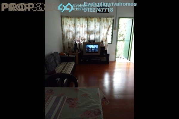 For Sale Apartment at Taman Mulia Jaya, Ampang Leasehold Unfurnished 2R/1B 85k